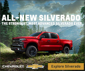 New England Chevy Dealers